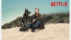 Tráiler de 'After life: Más allá de mi mujer', la serie de Netflix