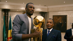 Adelanto en exclusiva del documental de Serge Ibaka de Rakuten TV