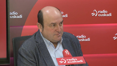 Declaraciones de Andoni Ortuzar en Radio Euskadi