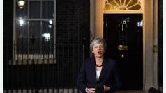 May recibe la aprobación de su Gabinete sobre el acuerdo del Brexit