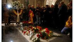 El Tribunal Supremo rechaza suspender la exhumación de Franco porque la petición es prematura