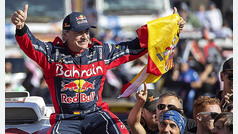 """Sainz, tras ganar el Dakar: """"Es más importante el cronómetro que la edad"""""""