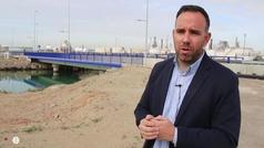 El puerto de Castellón potencia el despegue definitivo de la dársena sur