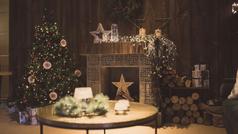 El Corte Inglés lleva la Navidad a  Unidad Editorial