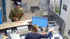 Detenido un ladrón que robaba disfrazado de Guardia Civil