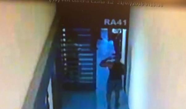 El ataque de Fabrizio a cinco funcionarios de prisiones