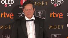 Se desvela el misterio de por qué a Jorge Sanz le 'echaron' de la gala de los Goya