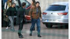 Iglesias se reúne en la cárcel con Junqueras y 'los Jordis'