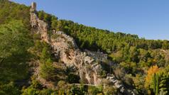 La cara norte de Sierra Mágina