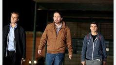 """Pablo Iglesias llama a Puigdemont y lo sitúa como """"interlocutor importante"""" para negociar"""