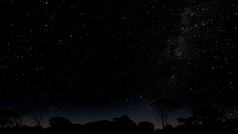 Exoplanetas (VIII): ¿Podemos contemplar con nuestros ojos estrellas con exoplanetas?