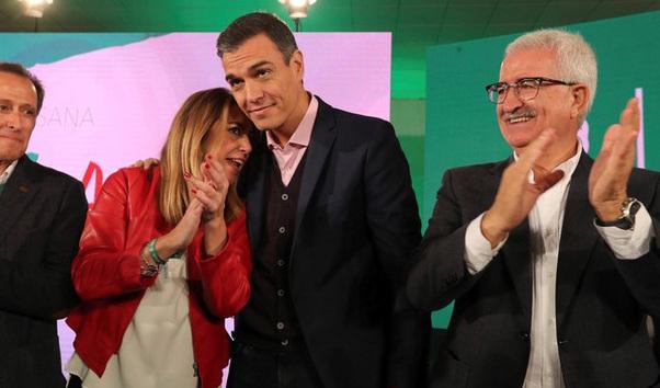 """Pedro Sánchez: """"No se puede despreciar a Andalucía para luego aspirar a gobernarla"""""""