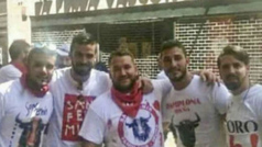 Tres años más de prisión para dos de los miembros de 'La Manada'