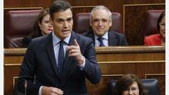 """Pedro Sánchez reivindica a Rajoy frente a Pablo Casado tras el fiasco del CGPJ: """"A su lado él era un moderado"""""""