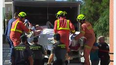 La familia del valenciano de 350 kilos trasladado en un camión denuncia al hospital y a la Conselleria