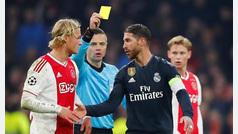 Ramos reconoce que forzó la tarjeta