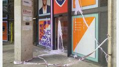 C's pide que se retiren los fondos públicos a la CUP tras el ataque a su sede en Barcelona
