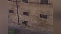 Detenido el 'vándalo' que picaba la pared del Teatro Principal de Alicante