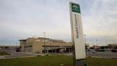 Hospital de La Línea donde fue atendido el bebé de 19 meses el...