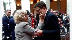 """Errejón: """"Soy el candidato de Podemos a la Comunidad de Madrid"""""""