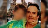 Se investiga si el accidente del padre que cayó con su hijo por el...