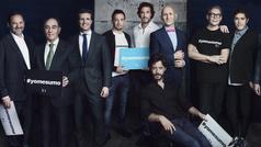 Políticos, actores, diseñadores de moda, cantantes, deportistas y empresarios se suman a la igualdad