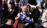 Grecia vive su primera huelga general con el Ejecutivo de Alexis...