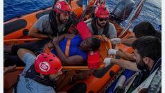 """Marc Gasol, al rescate de inmigrantes a bordo del buque 'Astral' de Proactiva Open Arms: """"Increíble que se abandonen a personas en medio del mar"""""""