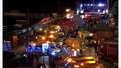 """Noche de pánico en el festival O Marisquiño de Vigo: """"Pensé que nos morríamos ahí"""""""