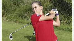 """El hermano de la golfista Celia Barquín quiere que se la recuerde como """"una luchadora"""""""