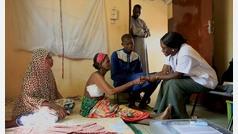 El drama de sufrir cáncer en Mali
