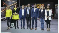 Álvarez de Toledo y Arrimadas arrinconan a Sanchis, director de TV3