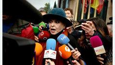 Aplazado el juicio contra Lucía Bosé tras aceptarse el testimonio de su hijo Miguel por la apropiación de un Picasso