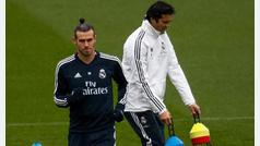 """Santiago Solari: """"Gareth Bale tiene que comerse el escenario"""""""