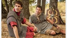 'Justo antes de Cristo', la comedia romana de Movistar+