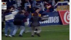 Gol de Maradona con Boca al Belgrano (Clausura, 1996)