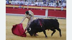 Esperando a José Tomás: Garrido despierta a tiempo