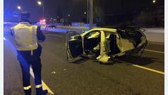Dos muertos y dos heridos de la misma familia en una colisión de tráfico en Madrid