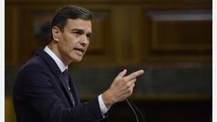 """Sánchez garantiza que la exhumación de restos de Franco se hará """"en breve"""""""