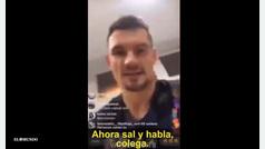 """Lovren ataca a Ramos y a la selección: """"Panda de cobardes"""""""