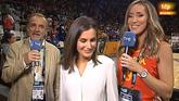 La Reina Letizia, tras ser entrevistada por Nacho Calvo y Marta...