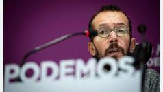 """Echenique sitúa a los ediles de Carmena fuera del partido: """"No serán concejales de Podemos"""""""