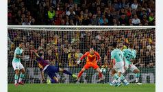 Messi achaca a la pretemporada el complicado arranque del Barça