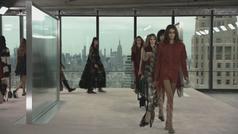 Así fue el debut de Longchamp en la Semana de la Moda de Nueva York