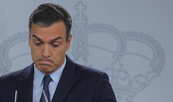 """Sánchez no es propuesto como candidato: """"Lo he intentado pero nos lo han hecho imposible"""""""