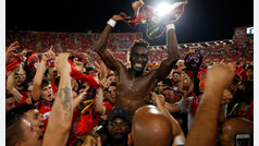 Remontada histórica del Mallorca para volver a Primera