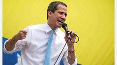 Juan Guaidó propone un gobierno de emergencia nacional sin Nicolás Maduro