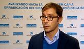 El doctor José Moltó explica el ensayo de vacuna terapéutica contra...
