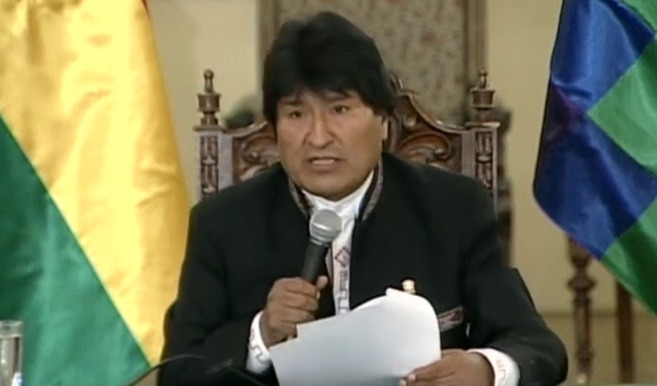 Bolivia se queda sin agua