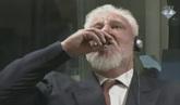 Muere Slobodan Praljak, criminal de guerra bosnio-croata, al tomar...